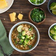 White Chicken Chili | Chez Us