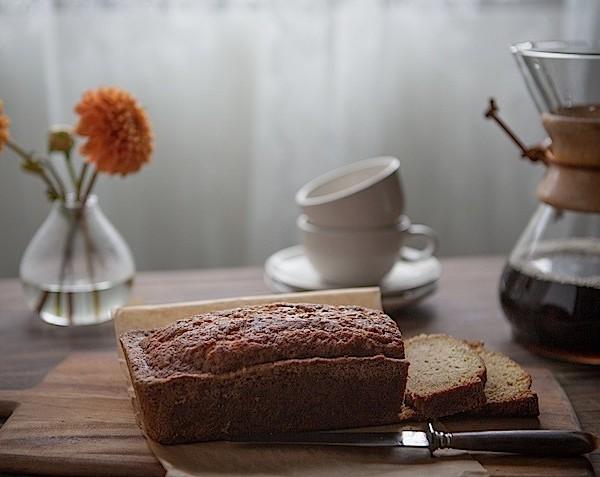 Zucchini Bread | Chez Us