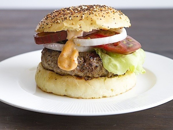Grilled Burgers | Chez Us