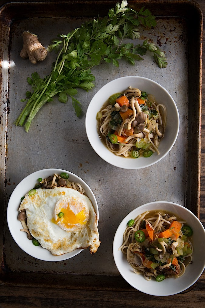 Turkey Soba Noodles | Chez Us