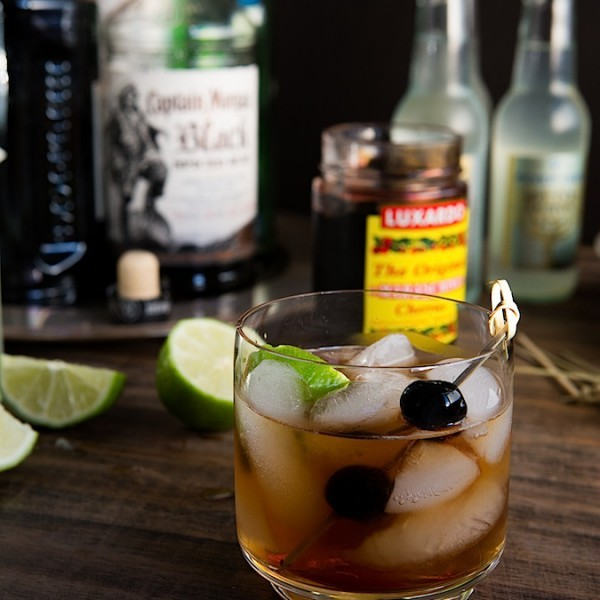 Dark and Stormy | Chez Us