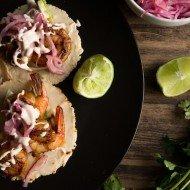 Shrimp Tacos | Chez Us