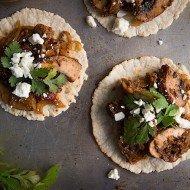 Chipotle Mushroom Tacos | Chez Us