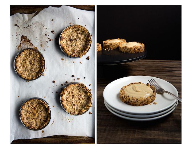 Butterscotch Pudding Tarts | Chez Us