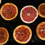 Salted Grapefruit Brûlée