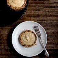 Butterscotch Pudding Tarts