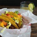 Crispy American Tacos
