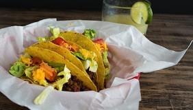Crispy American Tacos  |  Chez Us