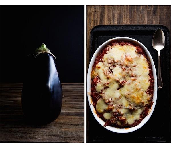 Eggplant Parmesan | Chez Us