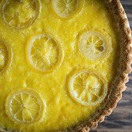 Meyer Lemon Cream Tart | Chez Us