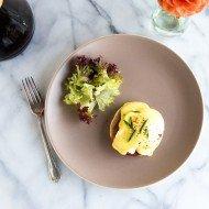 Eggs Benedict  |  Chez Us