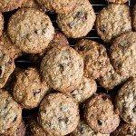 Cherry Chocolate Chunk Oatmeal Cookies