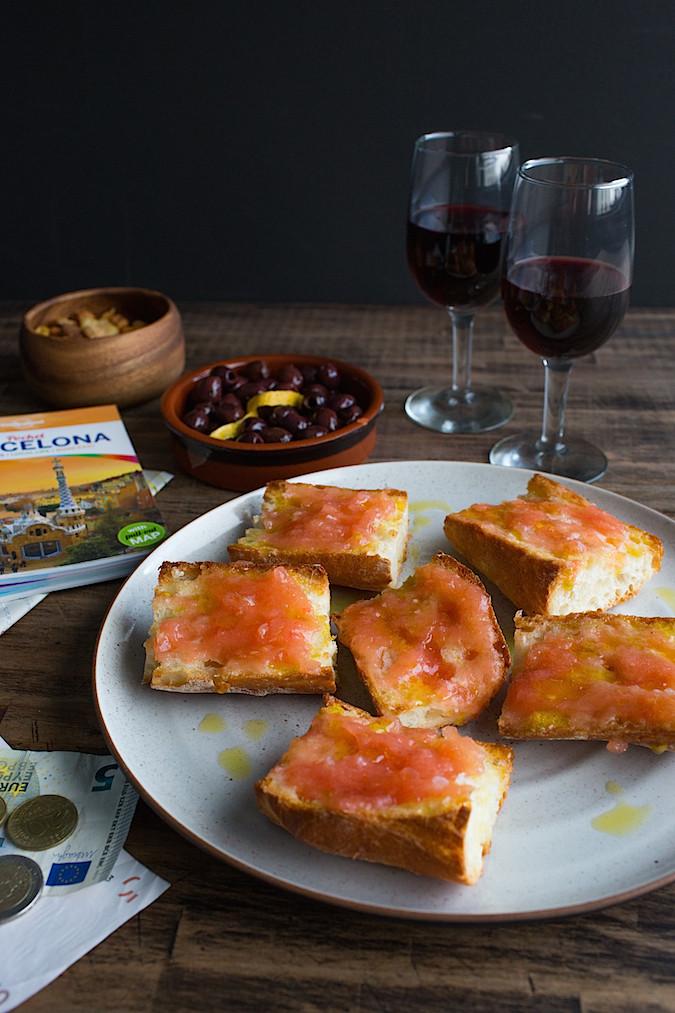 Pan con Tomate | Chez Us