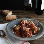 Lentil Ricotta Meatballs