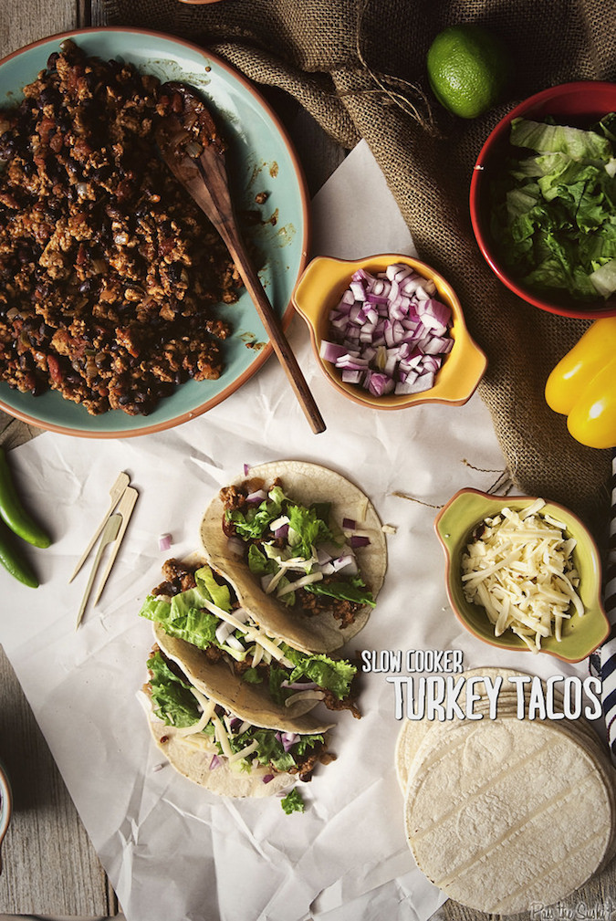 http://girlcarnivore.com/slow-cooker-turkey-tacos/