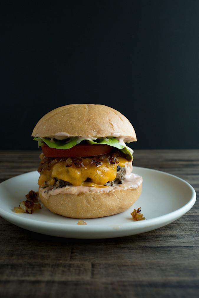 All American Cheeseburger