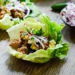 Turkey Taco Wraps