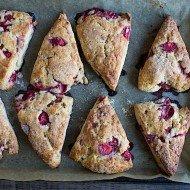 Strawberry Shortcake Scones | Chez Us