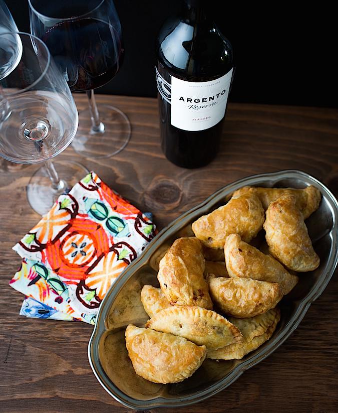 Silvia's Beef Empanadas | Chez Us
