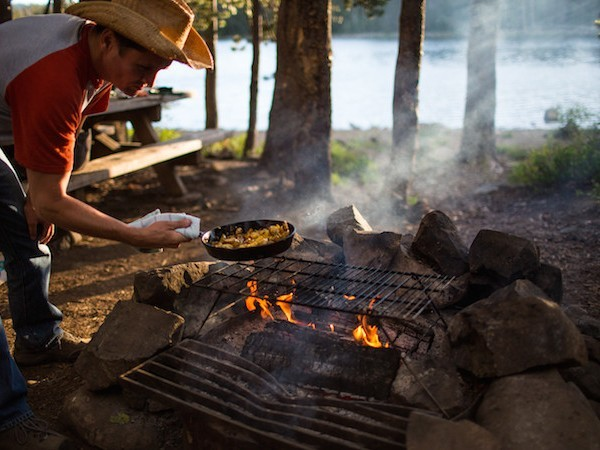 Crushing On | Chez Us | Snag Lake