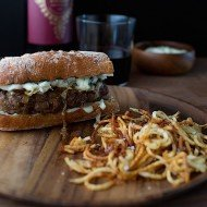 French Burger  |  Chez Us