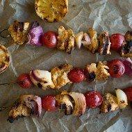 Moroccan Chicken Kabobs | Chez Us