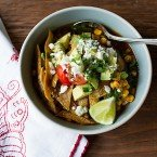 Pork Tortilla Soup