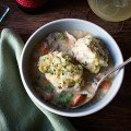 Slow Cooker Chicken with Buttermilk Dumplings