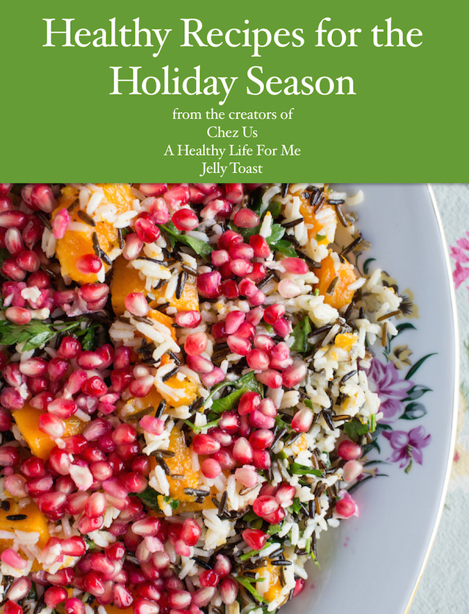 Healthy Holiday Recipe eCookbook_