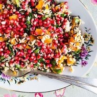 Jeweled Rice Salad | Chez Us
