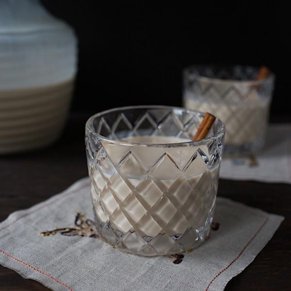 Coconut Eggnog Coquito