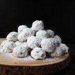 Bourbon Pecan Snow Balls