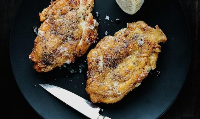 http://www.eatboutique.com/2013/03/18/chicken-paillard/#.VLsQmVpzUqY