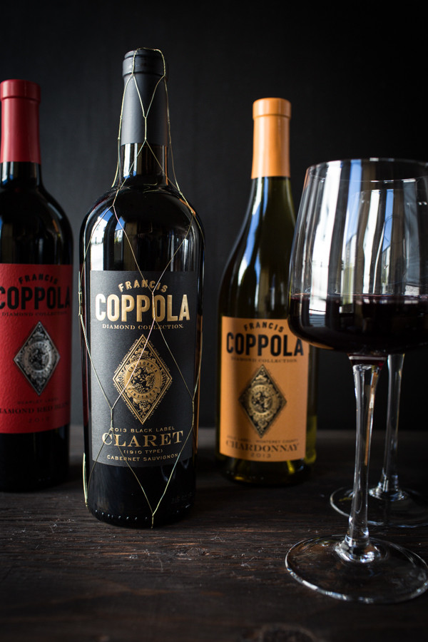 Francis Ford Coppola Winery Partnership
