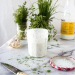 Buttermilk Chive Dill Salad Dressing