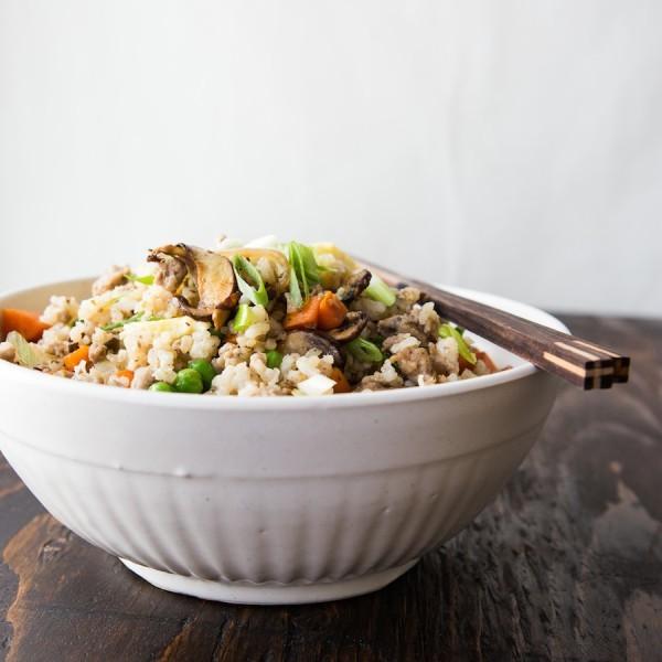 Fried Rice | Chez Us