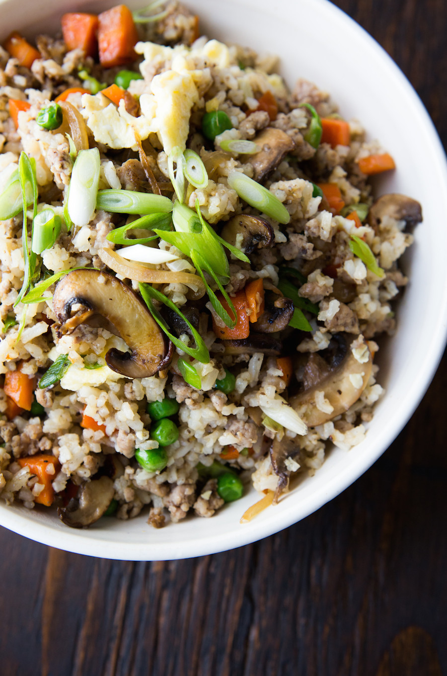 Fried Rice | Chez Us