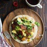Hangover Breakfast Tacos