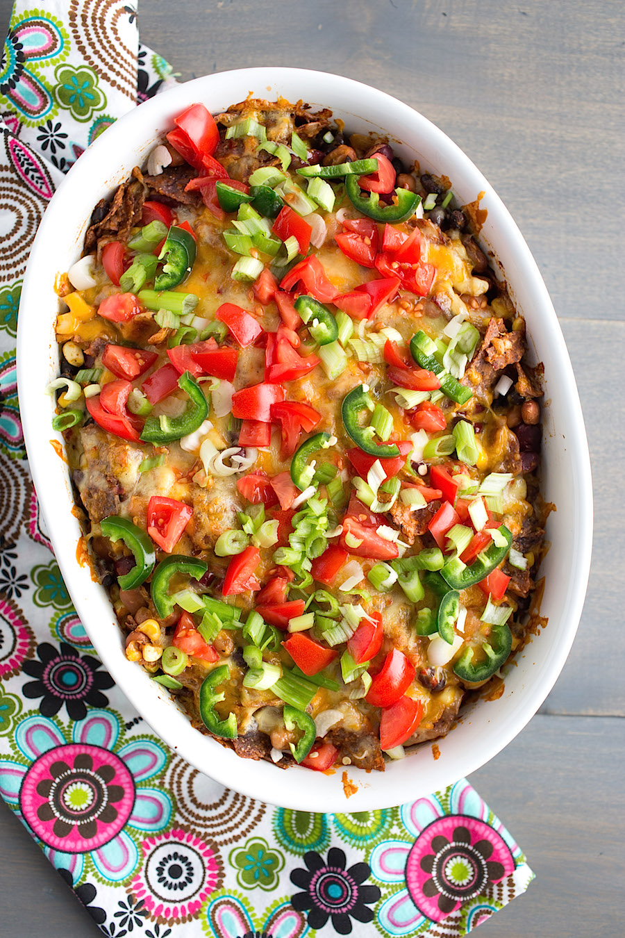 three taco casserole-3