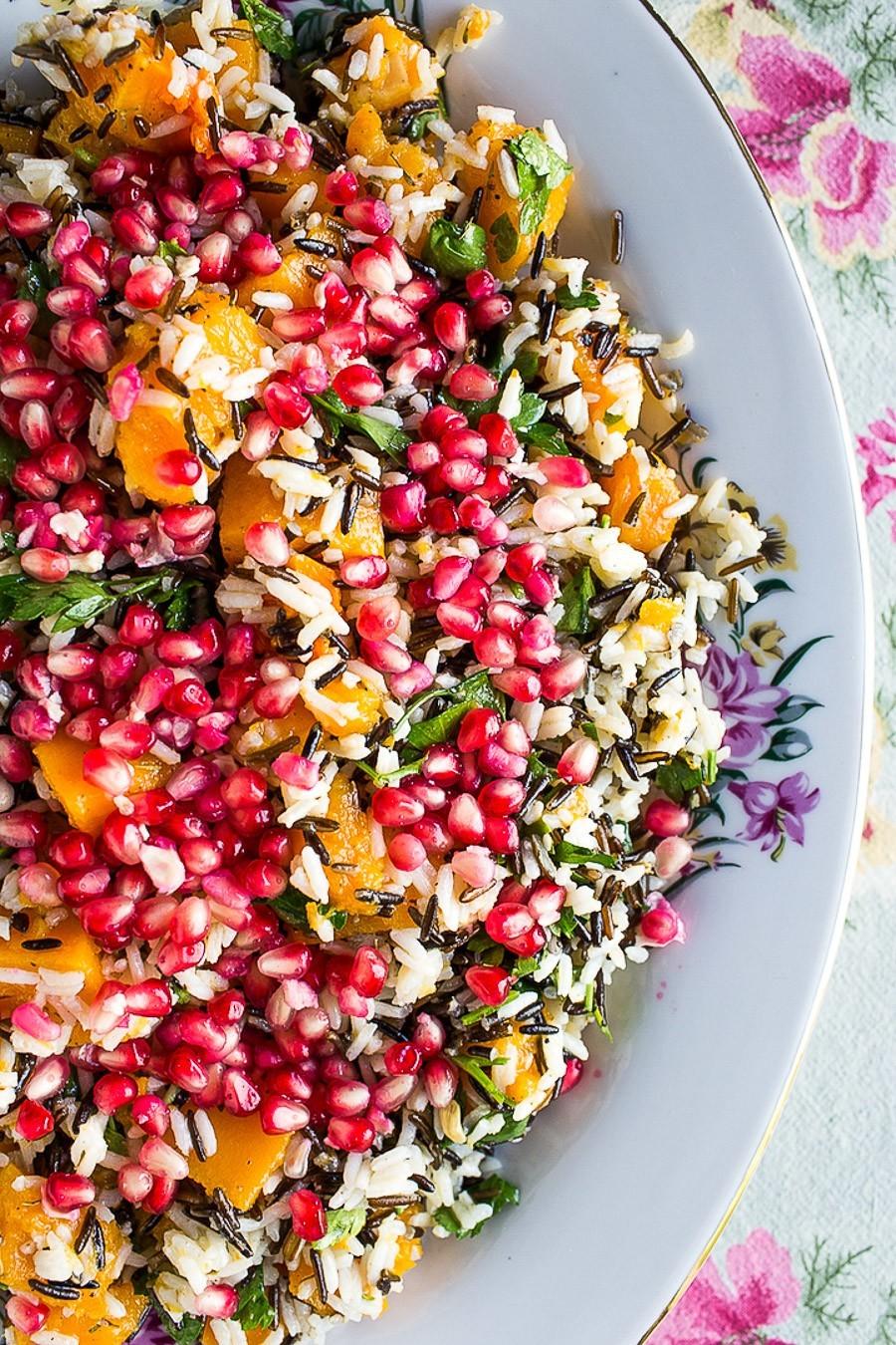 Jeweled Rice Salad