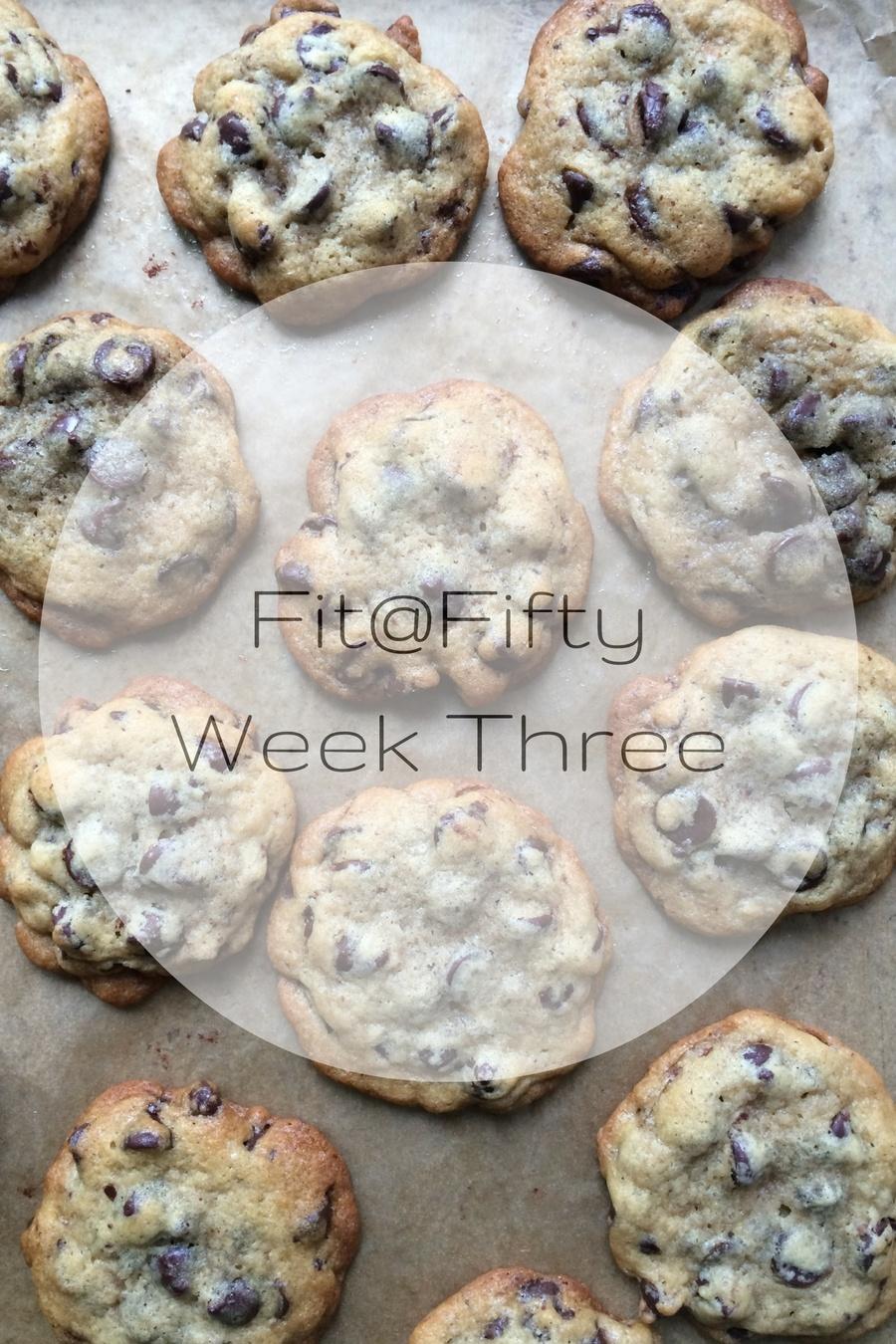 Fit@Fifty Week Three