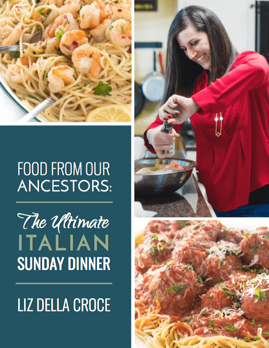 Food From Our Ancestors | Liz Della Croce from The Lemon Bowl