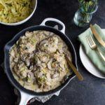 Creamy Dijon Chicken and Mushrooms