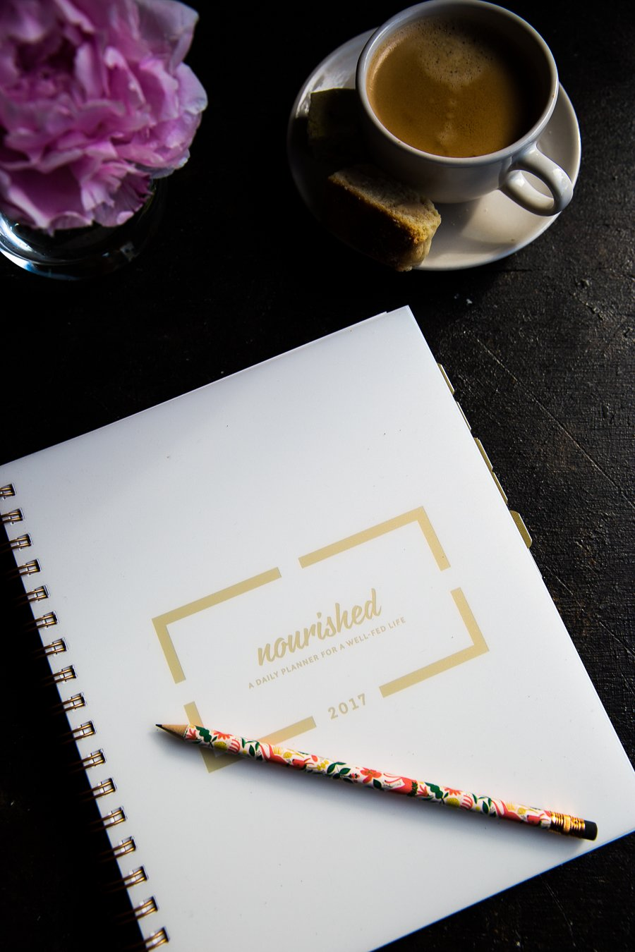 Nourished Planner Give Away