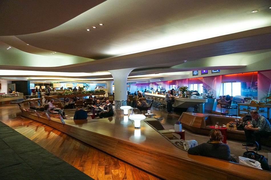 Virgin Atlantic Clubhouses