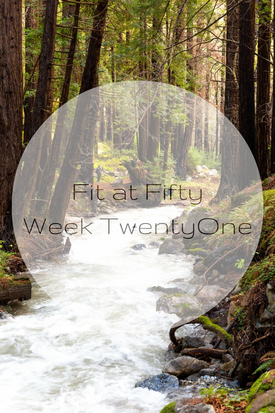 Fit at Fifty Week Twenty One