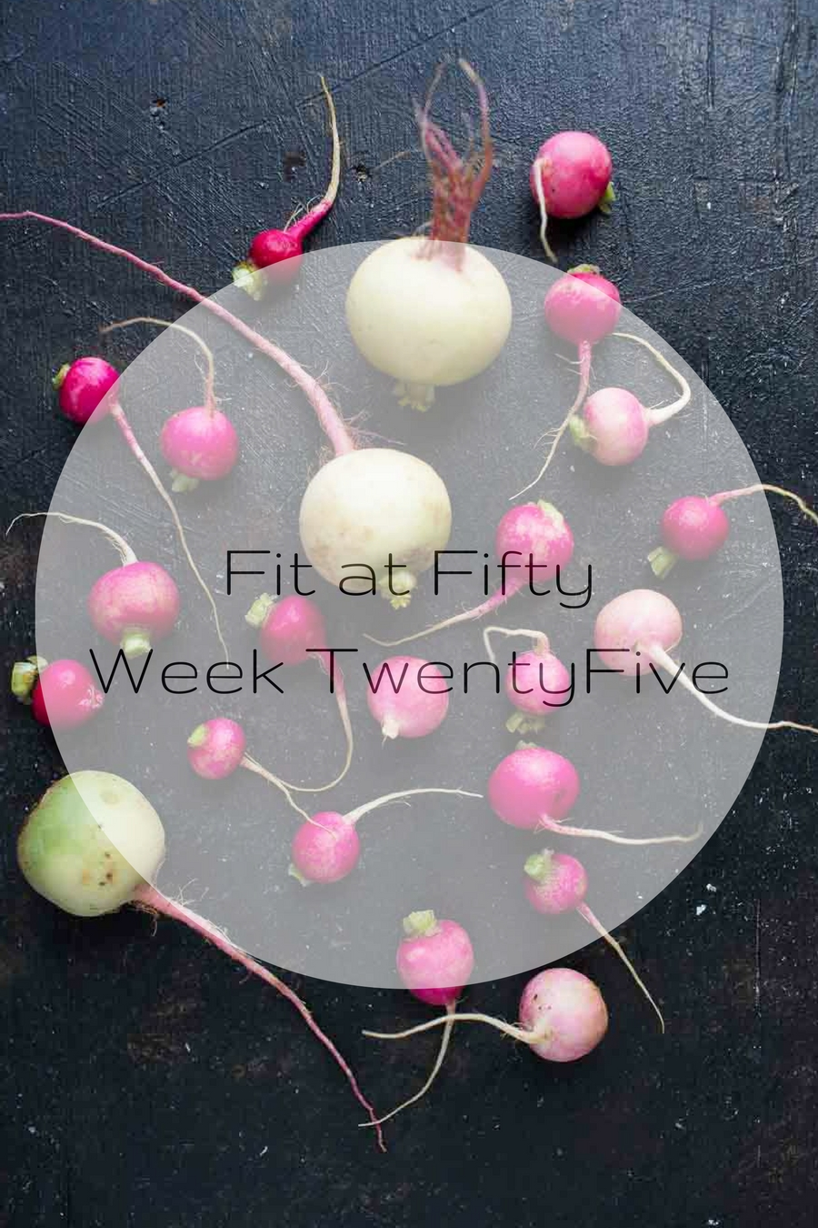 Fit at Fifty Week Twenty Five