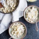 Creamy Blue Cheese Mac
