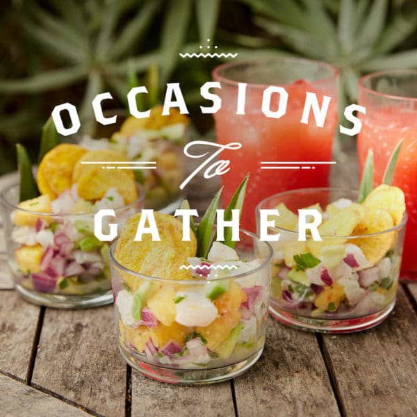 Occasions To Gather
