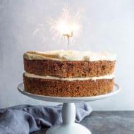 Super Moist Carrot Cake